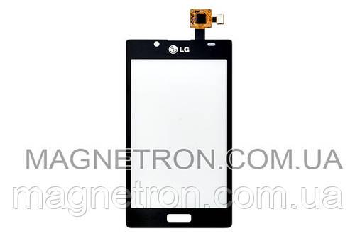 Сенсорный экран (тачскрин) для мобильного телефона LG P700/P705 Optimus L7 EBD61325701