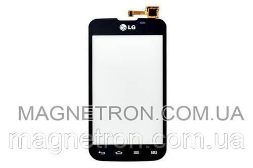 Тачскрин (сенсорный экран) для телефона LG E455 Optimus L5 II Dual Sim EBD61545601