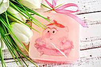Сувенирное детское мыло