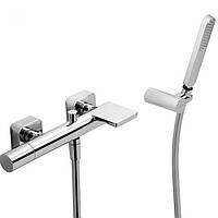 Смеситель для ванны Tres Loft 20017001 с д/гарнитуром
