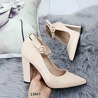 Женские туфли на каблуке, фото 1