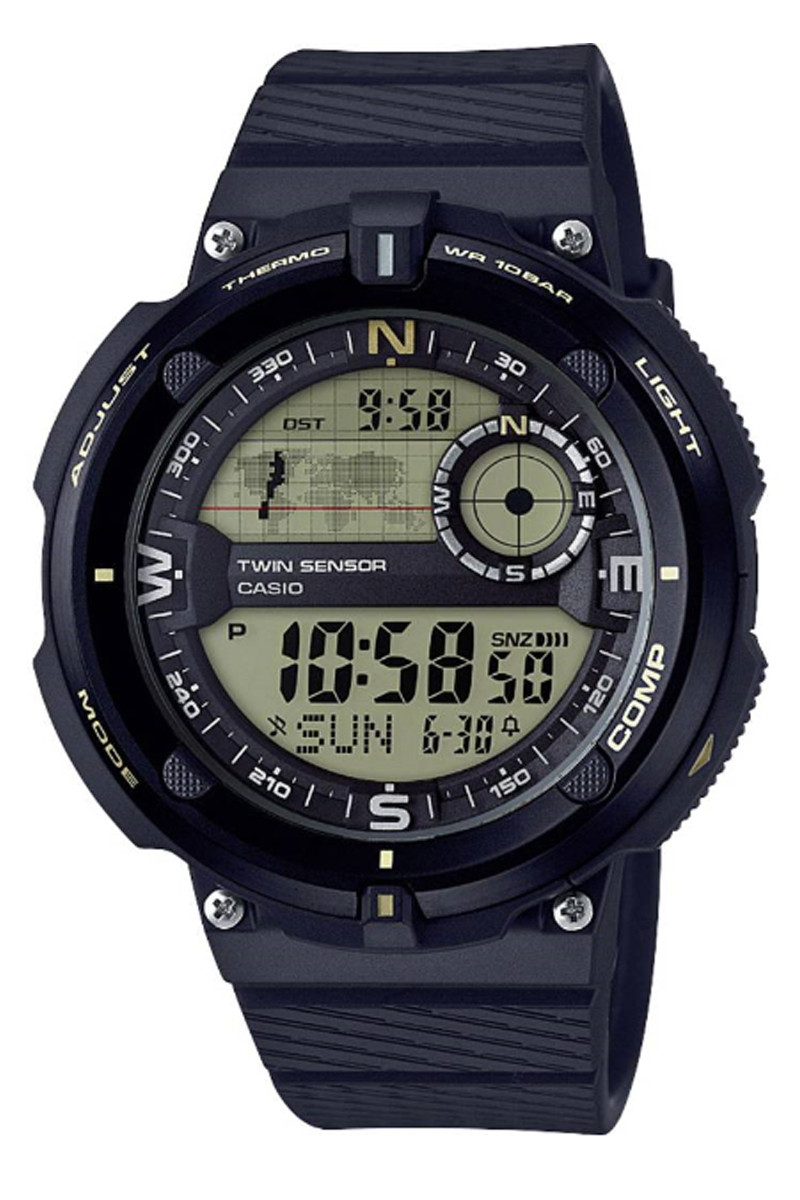Часы CASIO SGW-600H-9AER