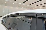 Дефлектори вікон (вітровики) Kia Cerato / Forte 2013-2017 (Autoclover A147), фото 10