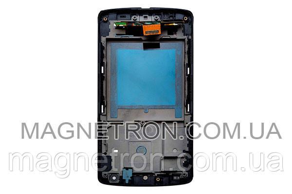 Дисплей с тачскрином и корпусом для мобильных телефонов LG D820/D821 Nexus 5 Google ACQ86661402, фото 2