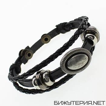 Мужской браслет Stainless Steel - 1026286013
