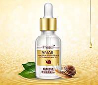 Сыворотка с муцином улитки и гиалуроновой кислотой Images snail drop essence, фото 1