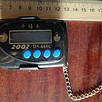 Часы электронные на цепочке+ фонарик,- для авто, фото 1