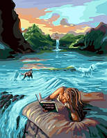 "Картина  по номерам Brushme ""Природная фантазия"" GX4608"