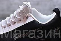 Мужские кроссовки Nike Air Max 720 Black White Найк Аир Макс 720 черные с белым 2020, фото 2