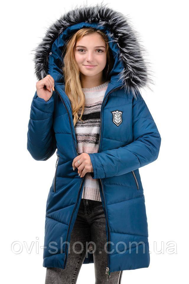 зимнее пальто для девочек