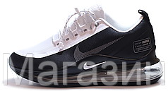 Мужские кроссовки Nike Air Max 720 Black White Найк Аир Макс 720 черные с белым 2019