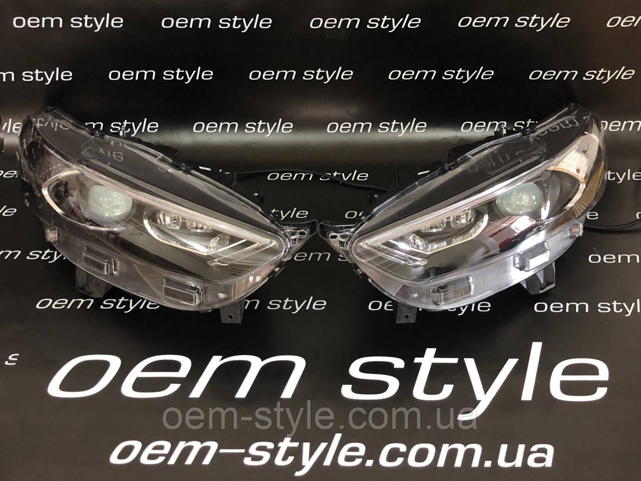 Фари Ford Fusion USA 2012-2016 Style 17 ( XENON)
