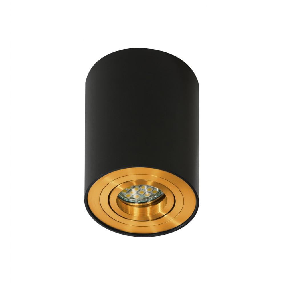 Точечный светильник Azzardo AZ2955 BROSS 1 BK-GO