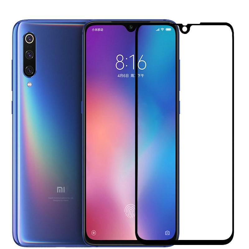 Mocolo Xiaomi Mi 9 SE (XM4040) 2.5D Curved Full Cover Tempered Glass Защитное Стекло