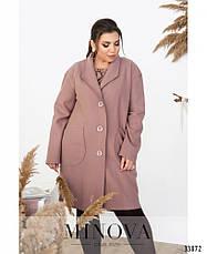 Пальто женское размеры:48-56, фото 3