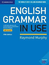 Учебники по грамматике Grammar In Use