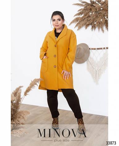 Пальто женское размеры:48-56, фото 2