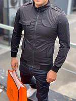 Куртка мужская Doberman D7737 черная