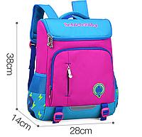 Оригинальный школьный рюкзак. Код 260Р