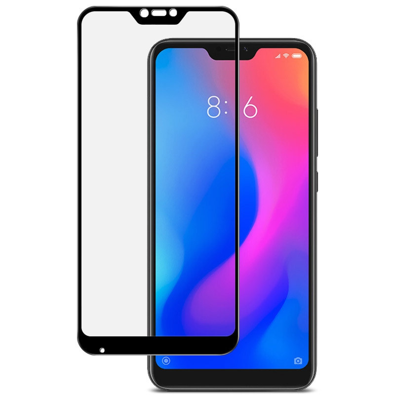 Mocolo Xiaomi Redmi 6 Pro (HM3242) 2.5D Curved Full Cover Tempered Glass Защитное Стекло