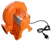 Ремонт эл. двигателей воздухонагнетателей батутов серии W с заменой передней и задней крышек на металлические