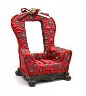 Подставка для украшений кресло с зеркальцем,магазин украшений