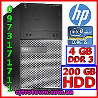 Компьютер Dell Optiplex 790 Intel Core i5 2400/4gb/200Gb HDD