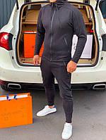 Спортивный костюм Louis Vuitton D7722 черный