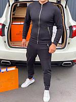 Спортивный костюм Louis Vuitton D7723 черный