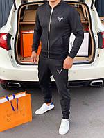 Спортивный костюм Doberman D7726 черный