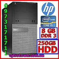 Компьютер Dell Optiplex 790 Intel Core i5 2400/8gb/250Gb HDD