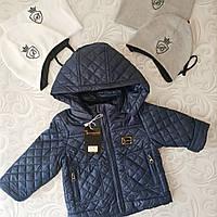 Детская стеганная демисезонная куртка Billionaire, фото 1