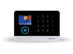 Бездротова GSM + WiFi сигналізація Smart103