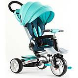 Детский трёхколёсный велосипед Crosser roza T 600, фото 3