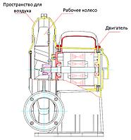 Диагностика и полный ремонт эл. двигателей воздухонагнетателей батутов серии W