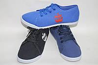 Спортивная обувь. Подростковые кеды оптом 655-3 (31-36)