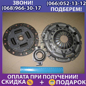 Кулак поворотный УАЗ 452 левый без торм. (пр-во УАЗ) (арт. 452-2304011-01)
