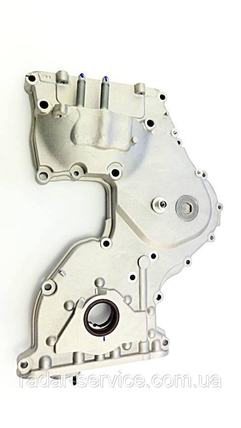 Крышка передняя двигателя киа Спортейдж 4 1.7d, KIA Sportage 2016-18 QL, 213502a523