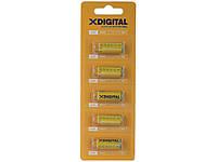 Батарейка X-DIGITAL A23 (12V) 1X5 шт (цена за 1шт.)