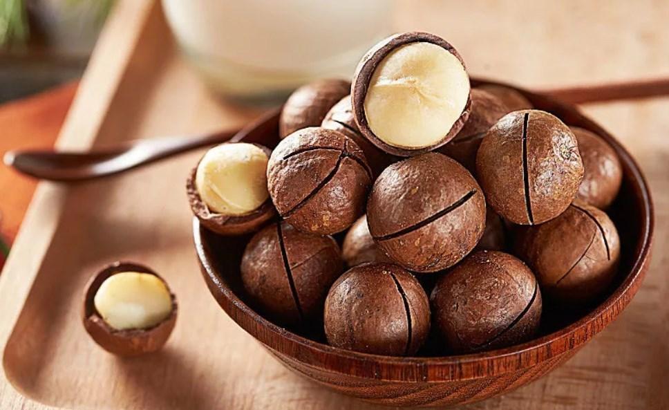 Орех Макадамия в скорлупе. Сорт высший. Macadamia nuts. Макадамія горіх