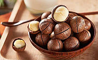 Орех Макадамия в скорлупе. Сорт высший. Macadamia nuts. Макадамія горіх, фото 1
