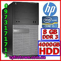 Компьютер Dell Optiplex 790 Intel Core i5 2400/8gb/4000Gb HDD
