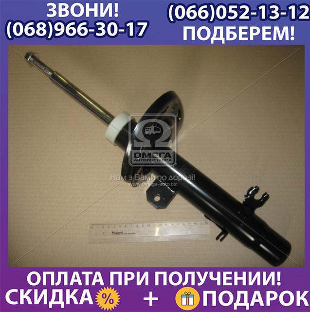 Амортизатор подвески ПЕЖО 2008 передний  левый  (пр-во Kayaba) (арт. 3338003)