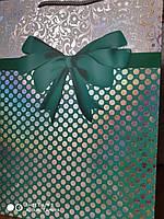Пакет подарочный бумажный большой