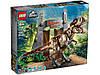 LEGO Jurassic World Jurassic Park: Ярость Ти-Рекса (75936)
