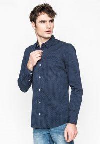 Рубашка мужская темно-синяя Medicine M