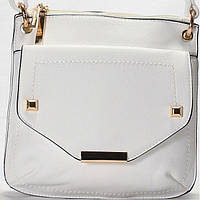 Женская сумка небольшая  Giorgio Ferrilli белая