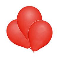 Повітряні кульки Susy Card набір 100 шт 20 см червоні (40011417)