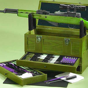 средства для чистки ружей