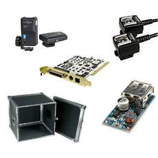 Запчасти и комплектующие для профессионального аудио-видео оборудования